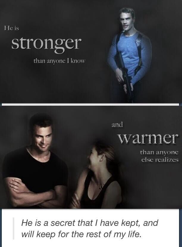 Four And Tris Divergent Quotes Divergent Quote Look a...