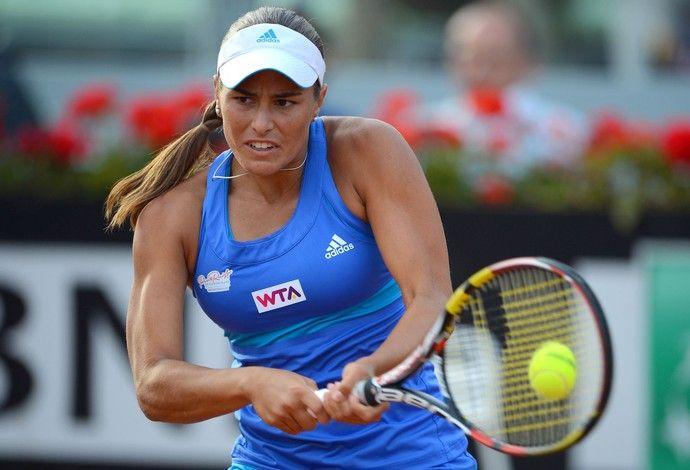 Monica Puig no WTA (Foto: Getty Images)