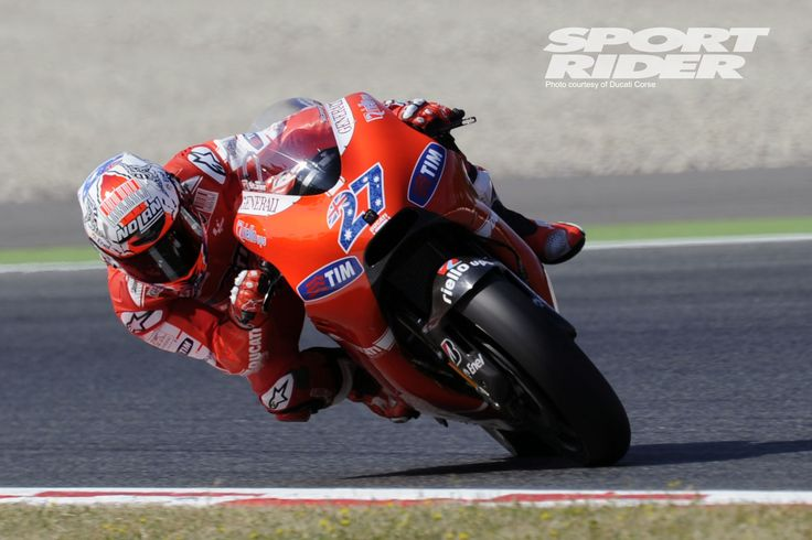 Casey Stoner Drift | Ducati's Casey Stoner had some tire grip issues that made for great ...