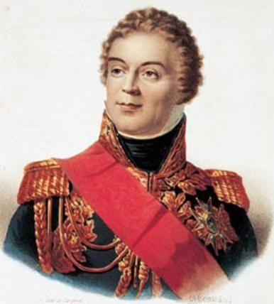 Maréchal Alexandre Berthier (1753-1815)