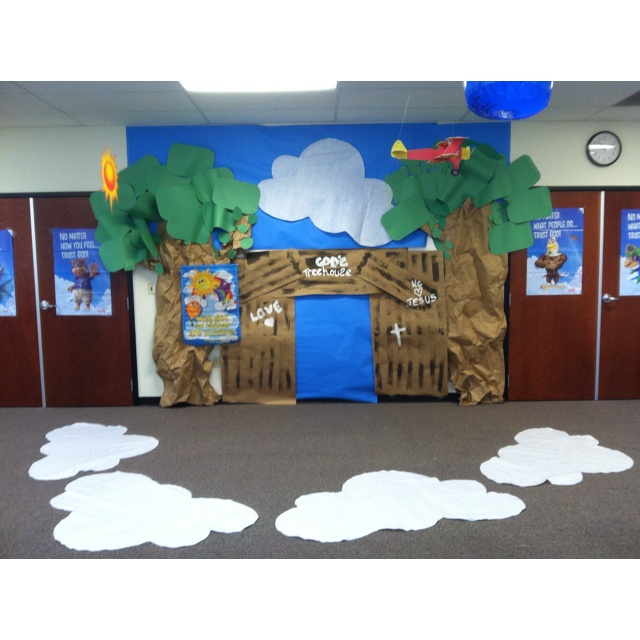 17 Best Images About Sky Vbs On Pinterest