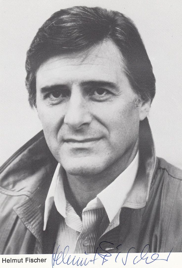 Helmut Fischer (* 15. November 1926 in München; † 14. Juni 1997 in Riedering/Chiemgau) war ein deutscher Schauspieler, der vor allem durch seine Rollen als bayerischer Volksschauspieler bekannt wurde.