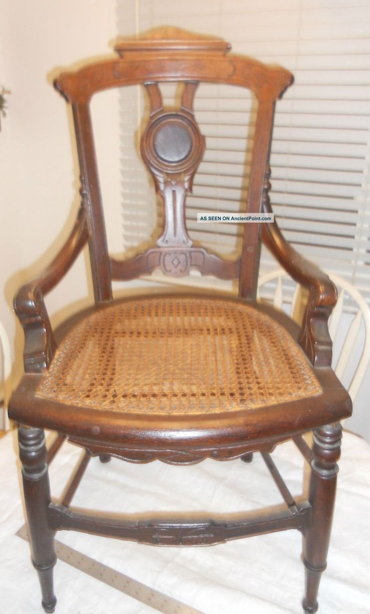 Antique victorian armchair - Antique Victorian Armchair
