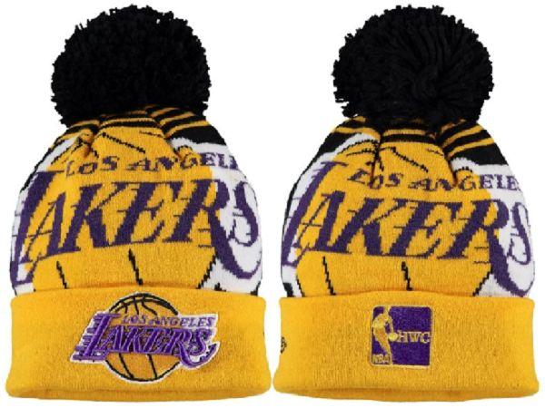 newhatera.ru NBA Los Angeles Lakers Beanie