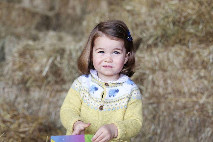 Princezná Charlotte dnes oslavuje druhé narodeniny, zverejnili jej novú fotografiu  Autorkou snímky je vojvodkyňa Kate.
