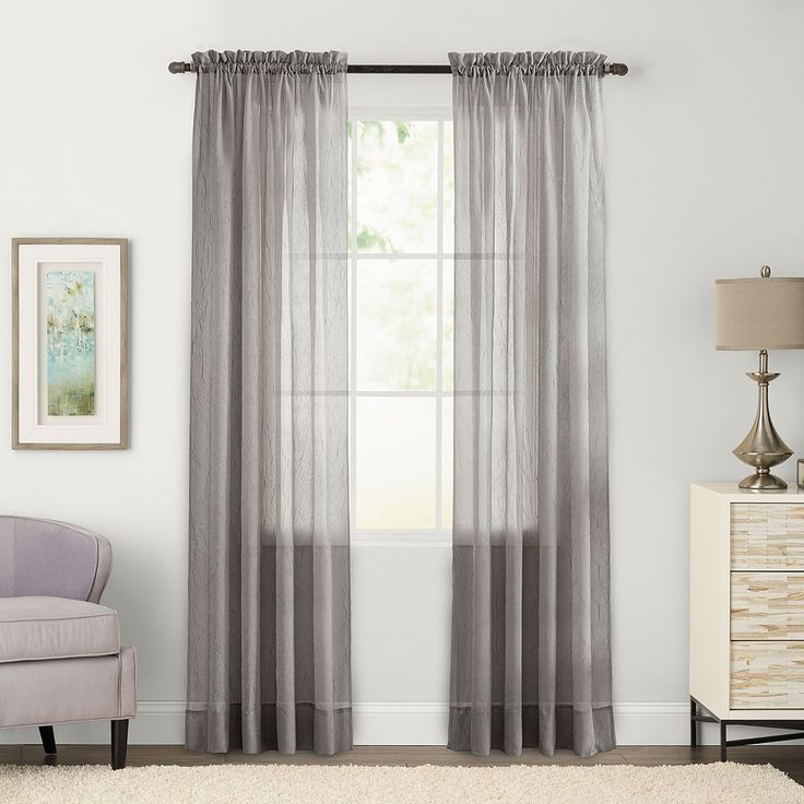25+ Best Ideas About Voile Curtains On Pinterest