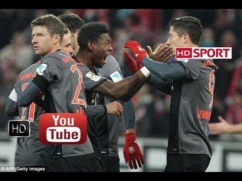 Mainz 05 vs Bayern Munich 1 3 ● Highlights & All Goals ● HD Desember 2016