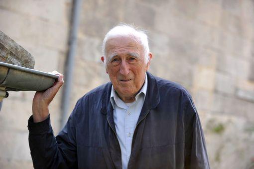 Jean Vanier, Trosly-Breuil, 2014
