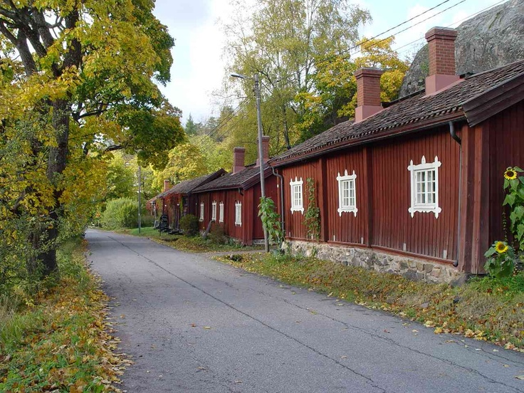 Images from Billnäs works and other works in the surrounding areas