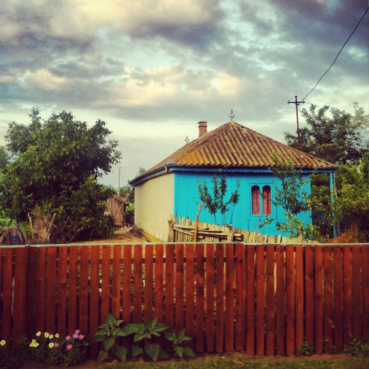 Household in Letea village, Tulcea - Danube delta