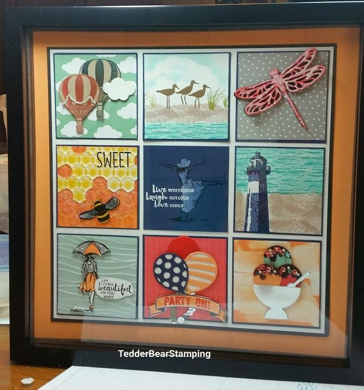 17 Best Images About 3d On Pinterest: 17 Best Images About 3-D Stampin-UP! Projects On Pinterest