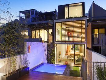 Photo of a house exterior design from a real Australian house - House Facade photo 17170777