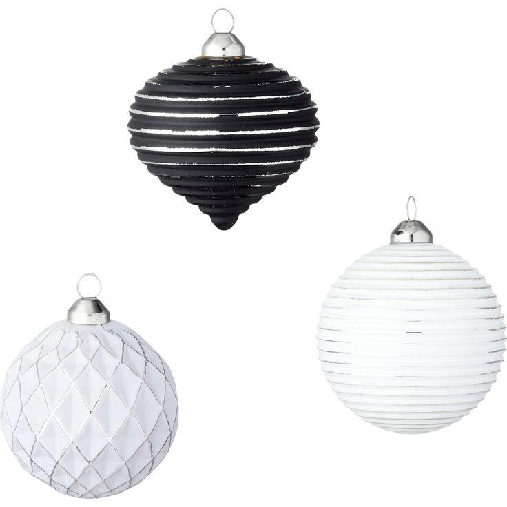Christmas Ornament Shapes Part - 43: Glow Ornaments