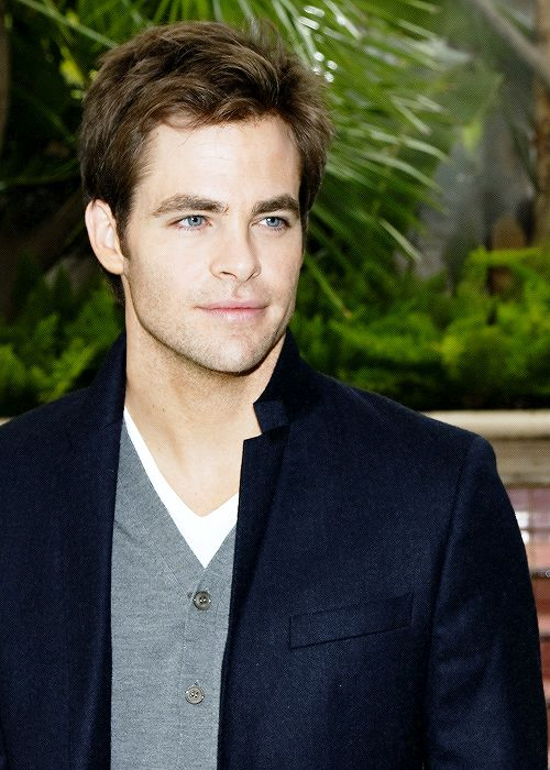 my friend and fellow agent Greg.-----------------------------------------------------------------------------------(Chris Pine)
