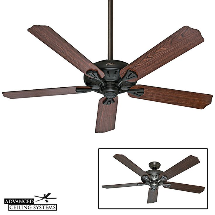 Best ceiling fans for high ceilings - Traditional home decor upgrade for living rooms and grand rooms.