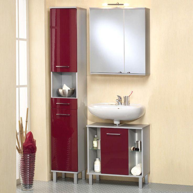 Großartig Die Besten 25+ Rote Badezimmer Ideen Auf Pinterest Rotes   Badezimmer 5 Tlg