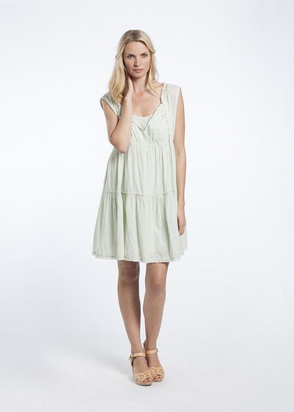 Kaja Clothing Evie Mint dress from their High End Summer Look Book