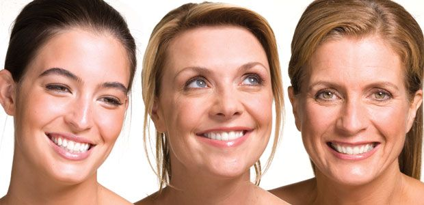 Radiantly Beautiful Skin at Every Age