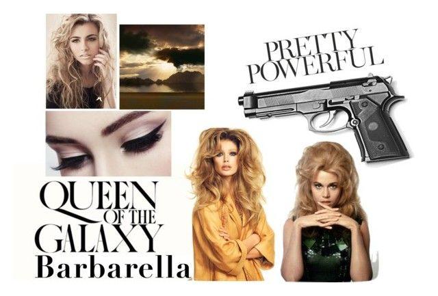 """Barbarella"" by deveneey-nnman on Polyvore featuring mode en BARBARELLA"
