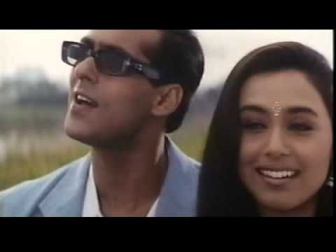 ▶ Sarki Jo Sar Se Woh Dheere Dheere (Rani Mukharji and Salman Khan) - Hindi / Bollywood Song - YouTube