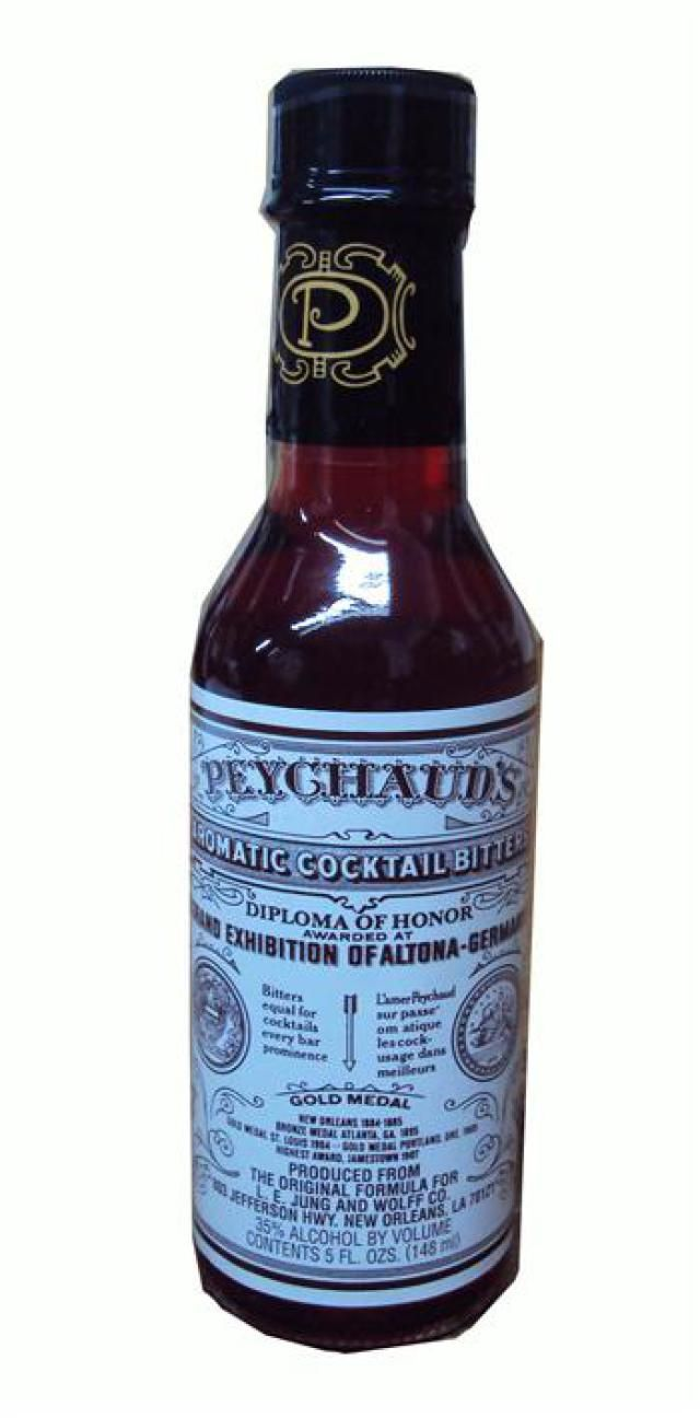 10 Great (and Essential) Cocktail Bitters: Peychaud's Bitters