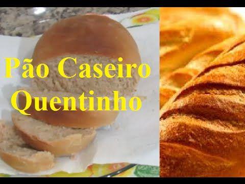 Receita de Pão Caseiro na Fritadeira e Assadeira Airfryer Philco - YouTube
