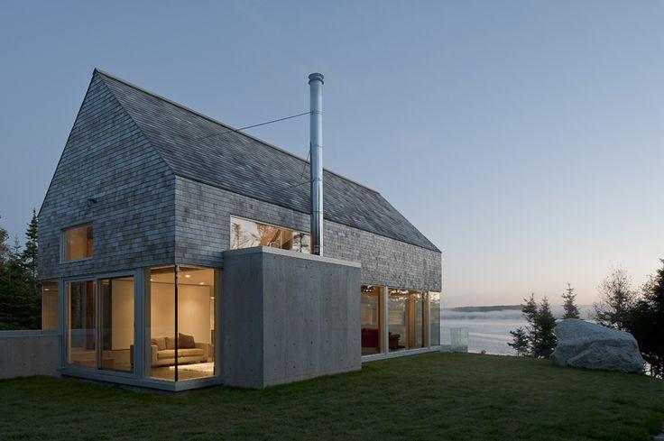 MacKay-Lyons Sweetapple Architects Limited, Halifax, Martin Lancaster House