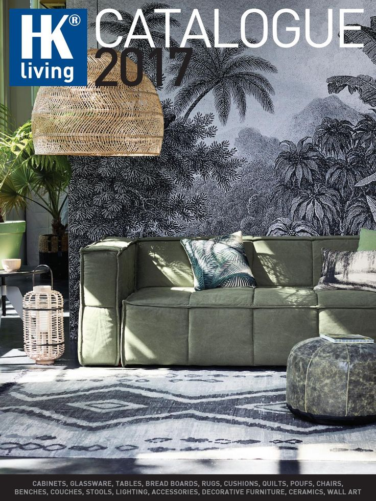 HKliving catalogue 2017