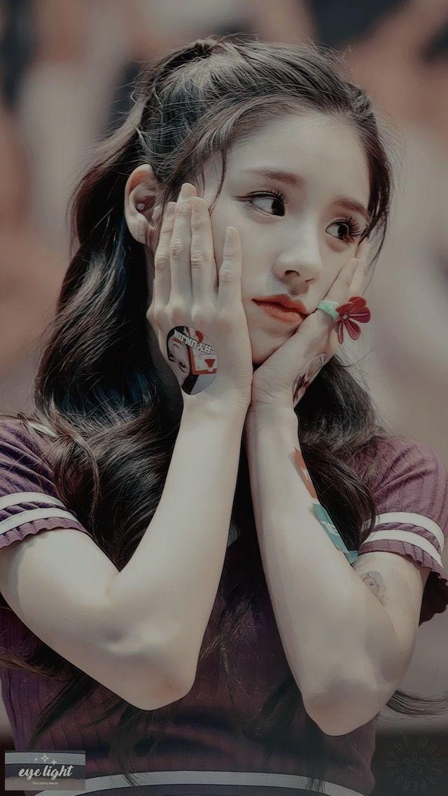 Heejin Wallpaper Gadis Lucu Gambar Foto Sahabat