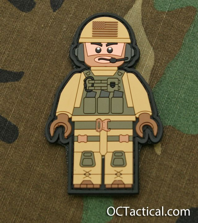 Brick Operator V1 (ALEX) Morale Patch - OC Tactical