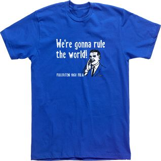 Business club t shirts high school custom tshirts fbla for Custom high school shirts