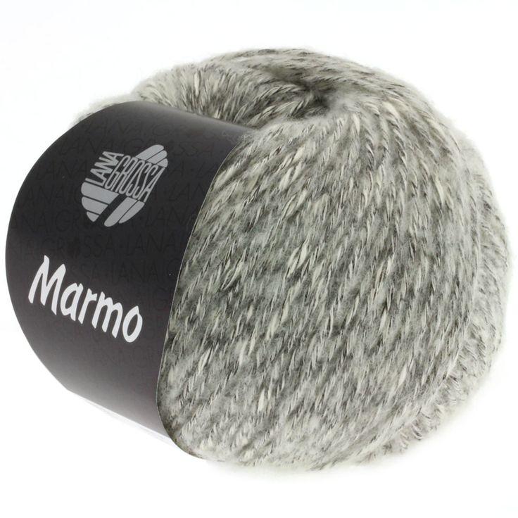 MARMO 001-raw white / anthracite
