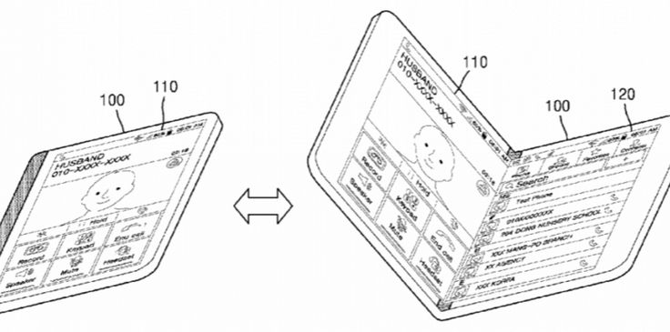 New #Samsung patent details rollable, foldable phones and tablets | #Tech ▷