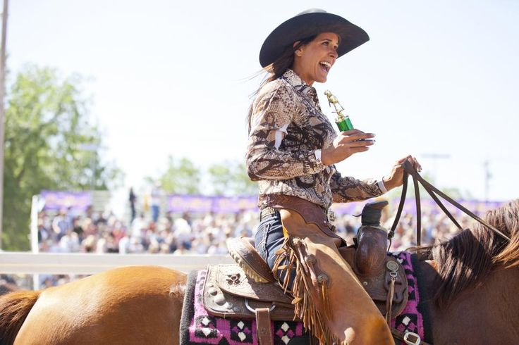 Marv likes to live dangerously - The Women of Rodeo Girls - Rodeo Girls - A&E