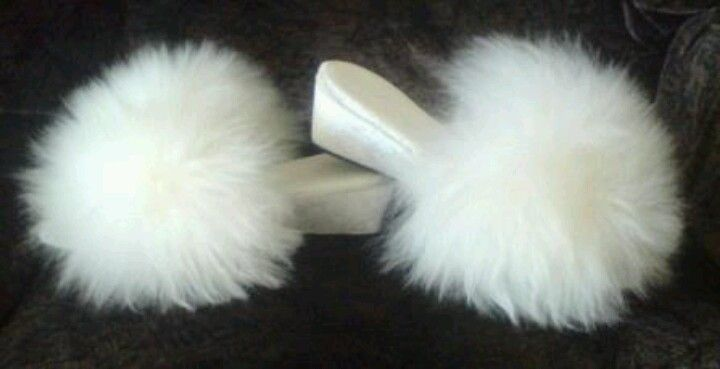 I loved these...used 2 get new pair every christmas...didn't stay this fluffy if you went out in the rain though...lol