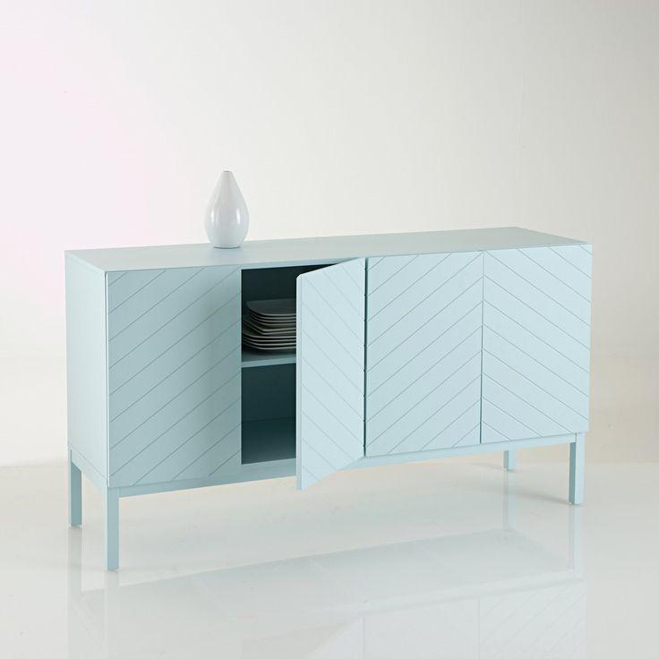 buffet enfilade plato la redoute interieurs la redoute mobile id es pour la maison. Black Bedroom Furniture Sets. Home Design Ideas
