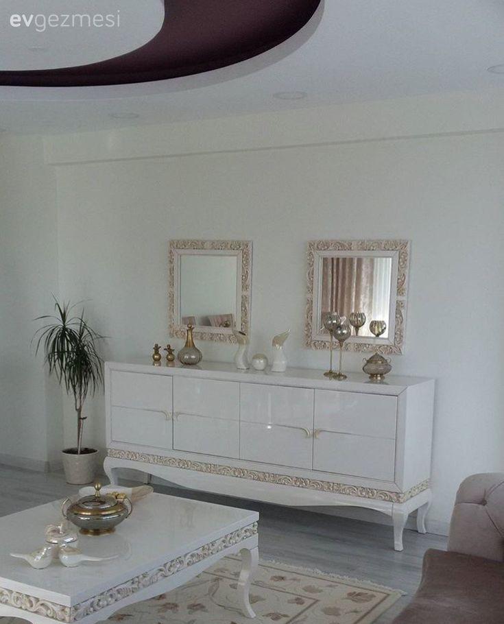 Klasik stilde, aydınlık ve zarif: Necmiye hanımın evi..