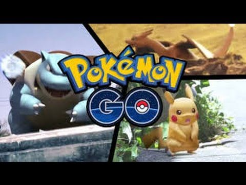 Pokemon Go: Release & Real Life Expectations