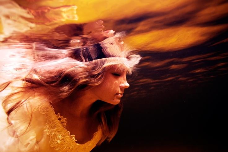Stunning work by conceptual underwater photographer Elena Kalis