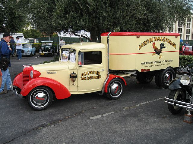 American Bantam Semi-Truck - 1939...Brought to you by #House of #Insurance in #Eugene #Oregon call today for a #Quote and start #Saving on #Insurance tomorrow. 541-345-4191