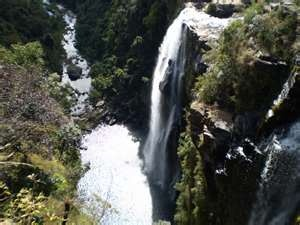 Lisbon Falls on Panoramic Route Hazyview, South Africa