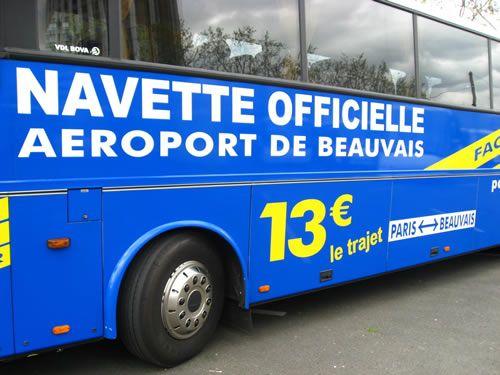 Ecco come raggiungere facilmente il centro di Parigi dall'aeroporto low cost di Beauvais!