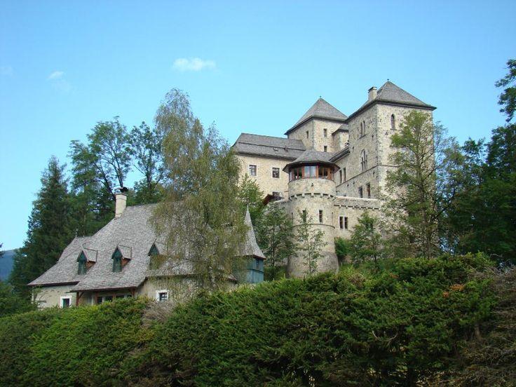 Burg Kaprun - Kaprun, Austria