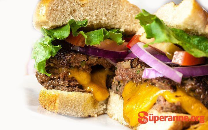 Hamburger Köftesi Tarifi | Süper Anneden Kolay Yemek Tarifleri