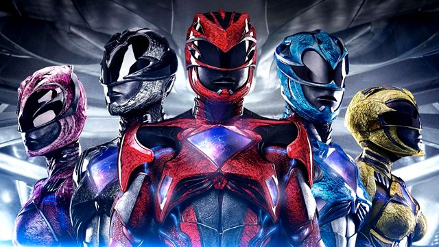 awesome New Power Rangers Trailer Powers Up!
