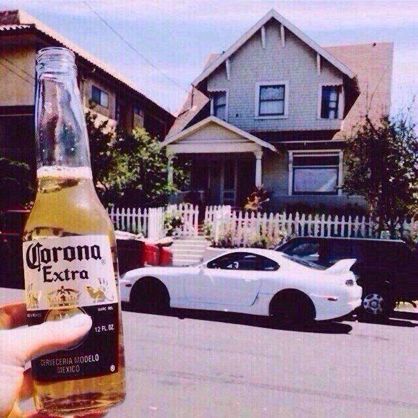 Знаешь это пиво, эту Супру и этот дом? 😎