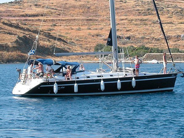 En Alquiler con Descuento Velero Ocean Star 56.1 (5 cabs)