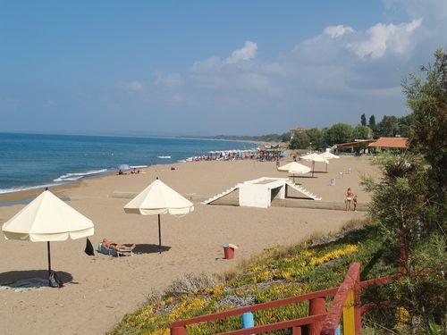 Kourouta Beach (camping) - Amaliada, Greece