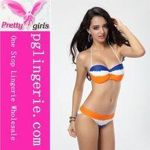 Women Push Up Padded Bra Beach Bathing Suit Bikini Set Swimwear Swimsuit  Best seller follow this link http://shopingayo.space