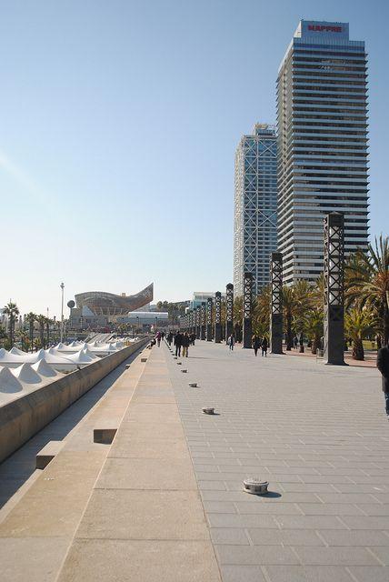 Barcelona - Port Olímpic